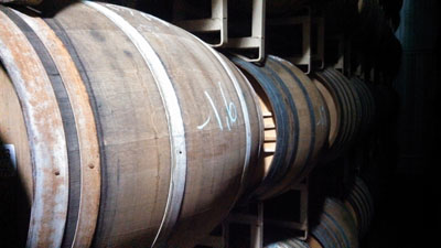Barrel fermentation