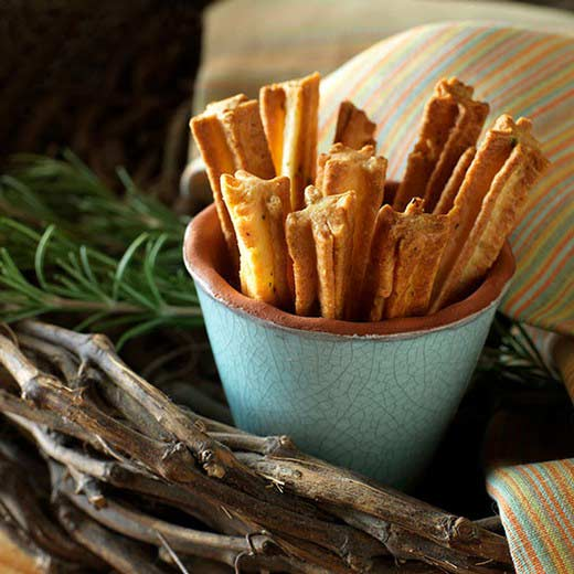 paremsean cheese straws