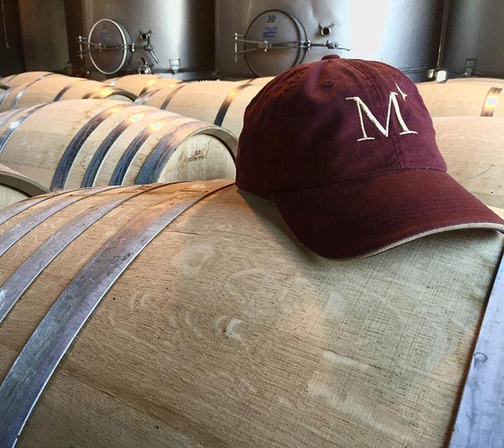 Barrel and Migration hat