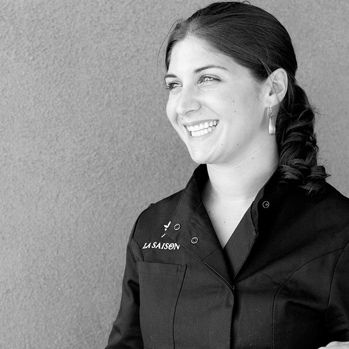 Chef Natalie Niksa of La Saison, Napa Valley