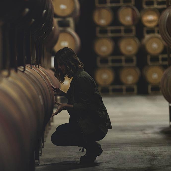 Winemaker Dana Epperson